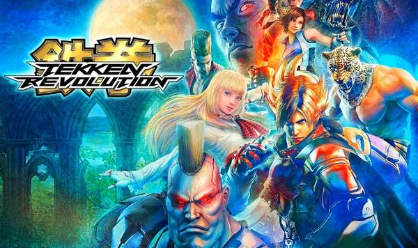 Tekken Revolution Free to Play