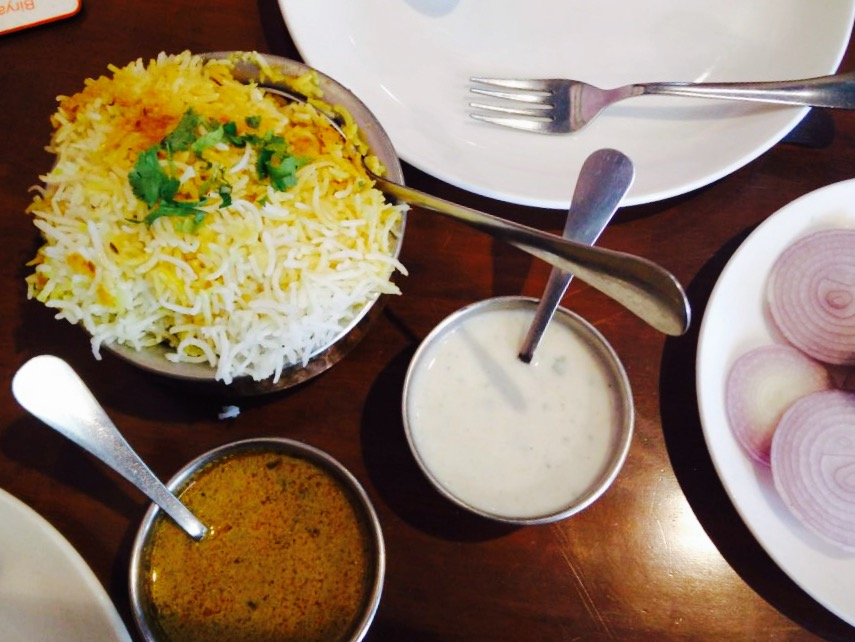 Biryani Paradise, Connaught Place: Food Review