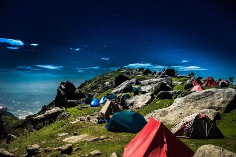 triund_hill_campsite