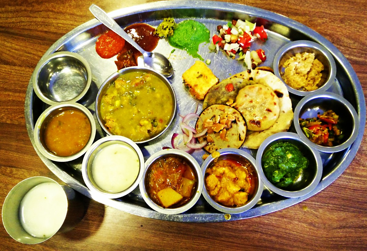 Rajasthali, Connaught Place : Food Review