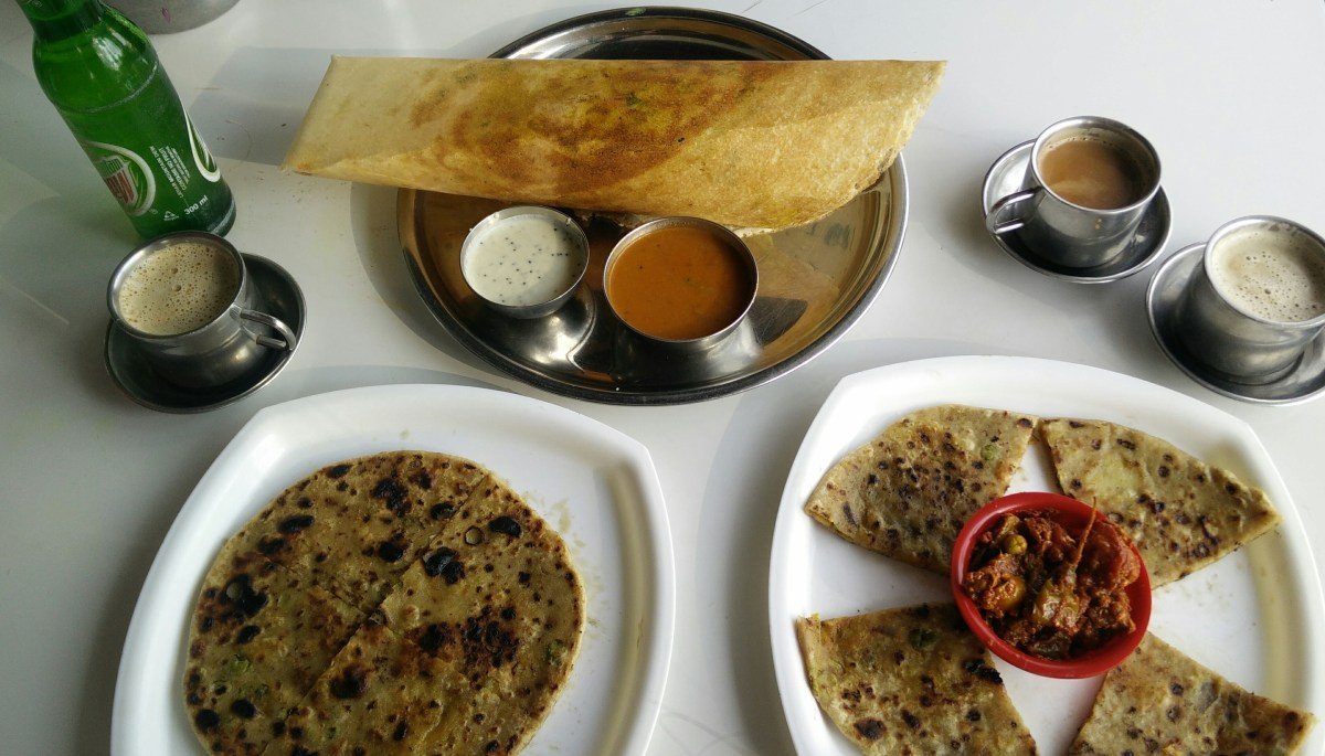 Where to eat in Mount Abu