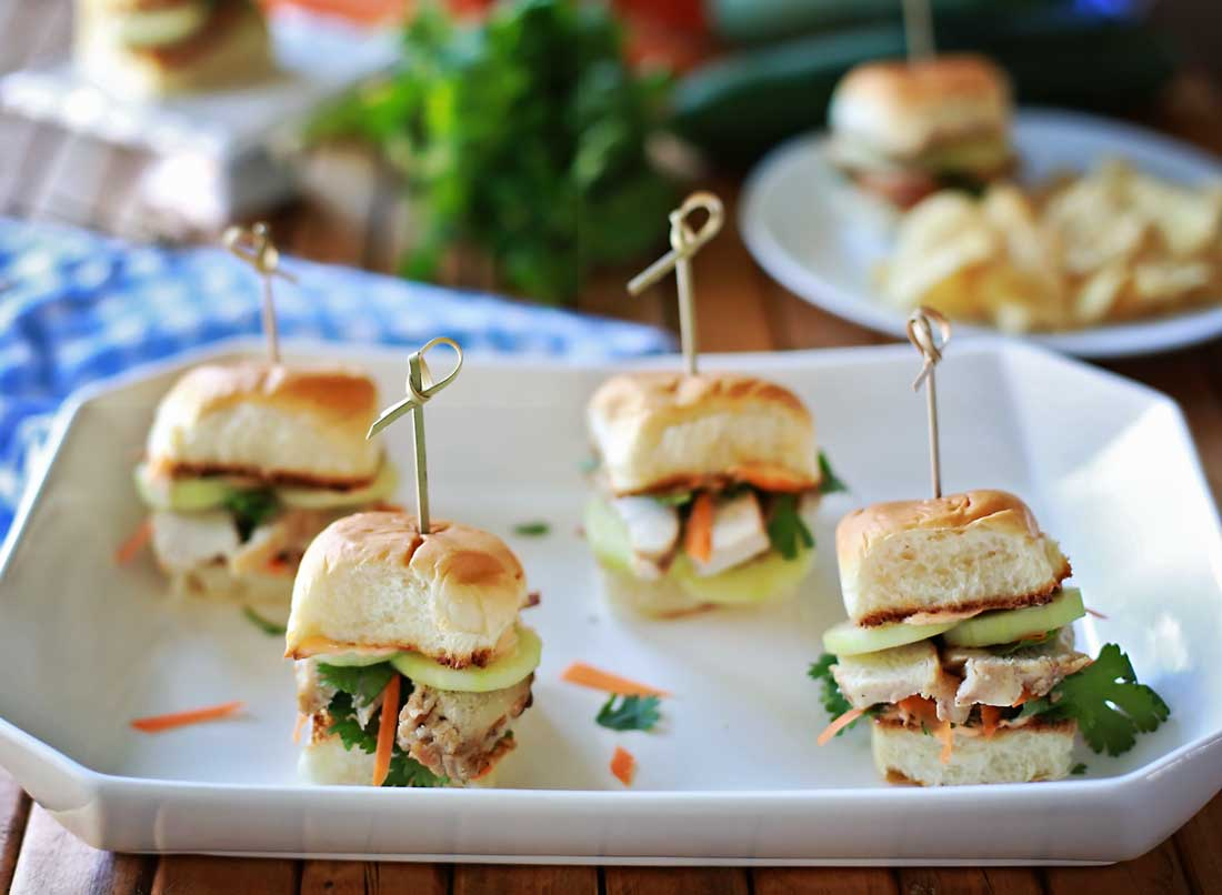 Banh Mi by Flirting with Flavor