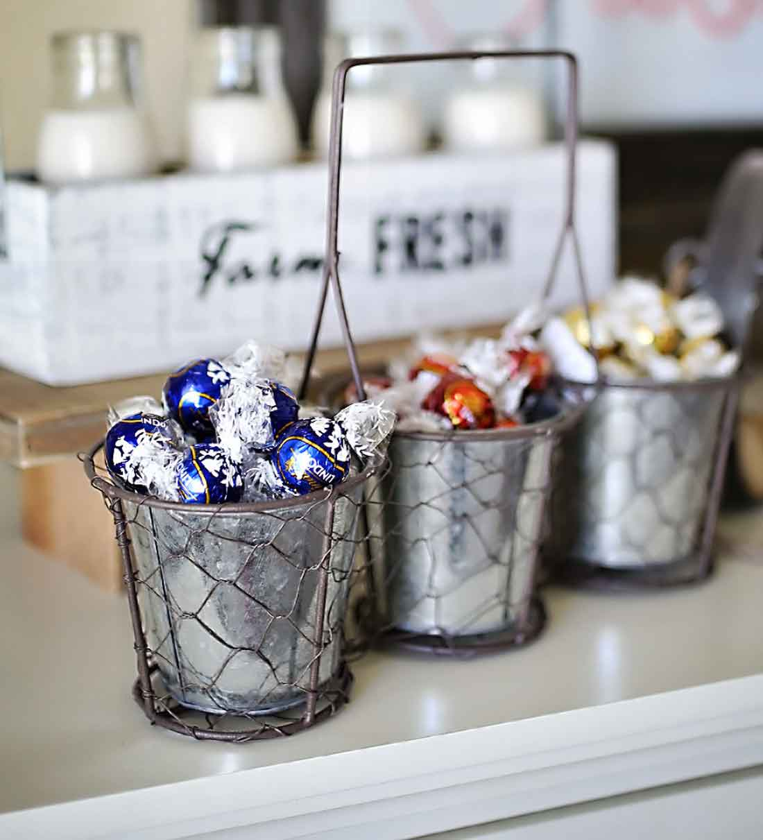 Cutest Coffee and Hot Cocoa bar ever! Great tips for recreating this on your own!!!