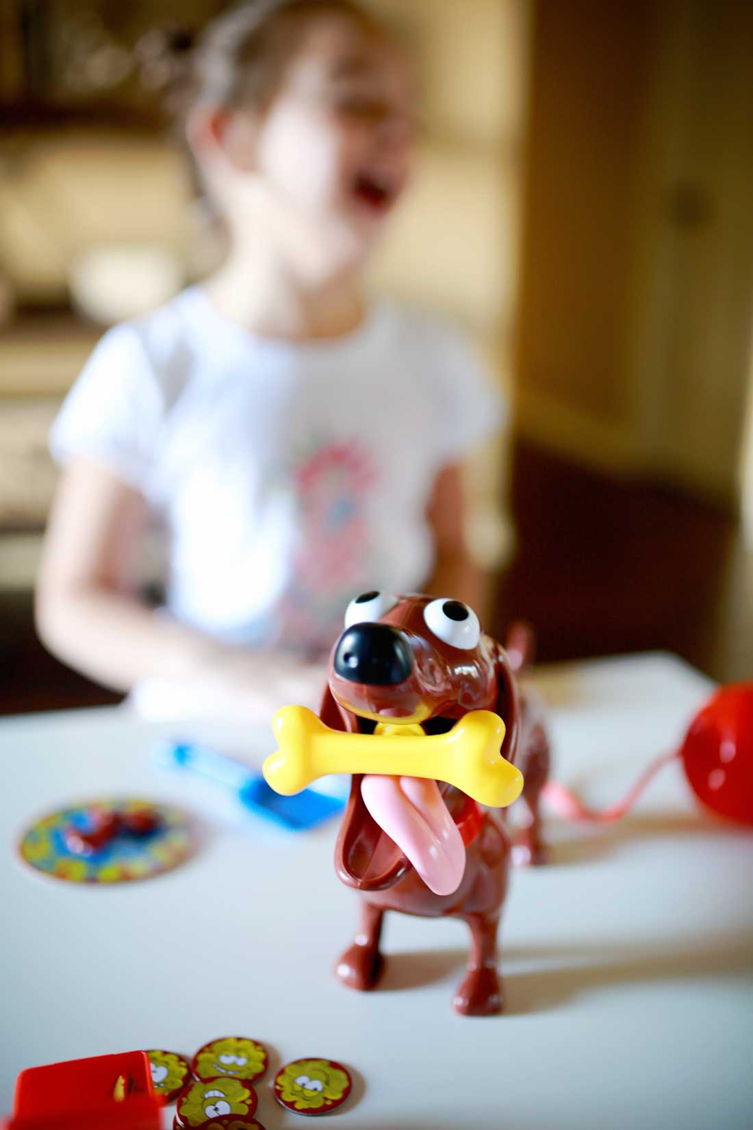 Doggie Doo by Goliath Games. Super fun kids game!