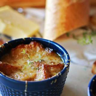Onion Soup recipe that is amazing!