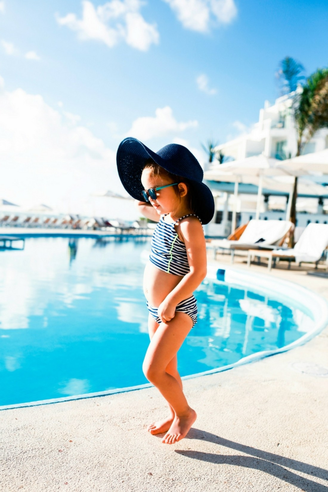 Cutest swimwear and baby ever!