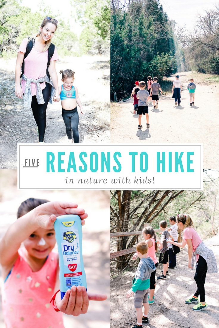 Scientific facts that prove hiking is good for children