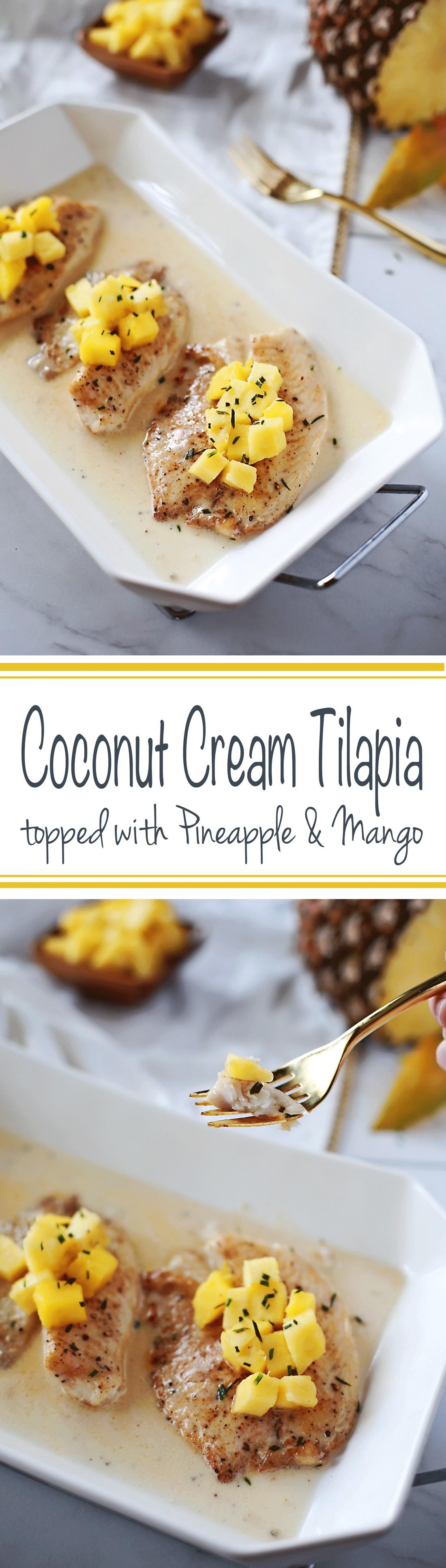 Best Tilapia recipe ever!!!