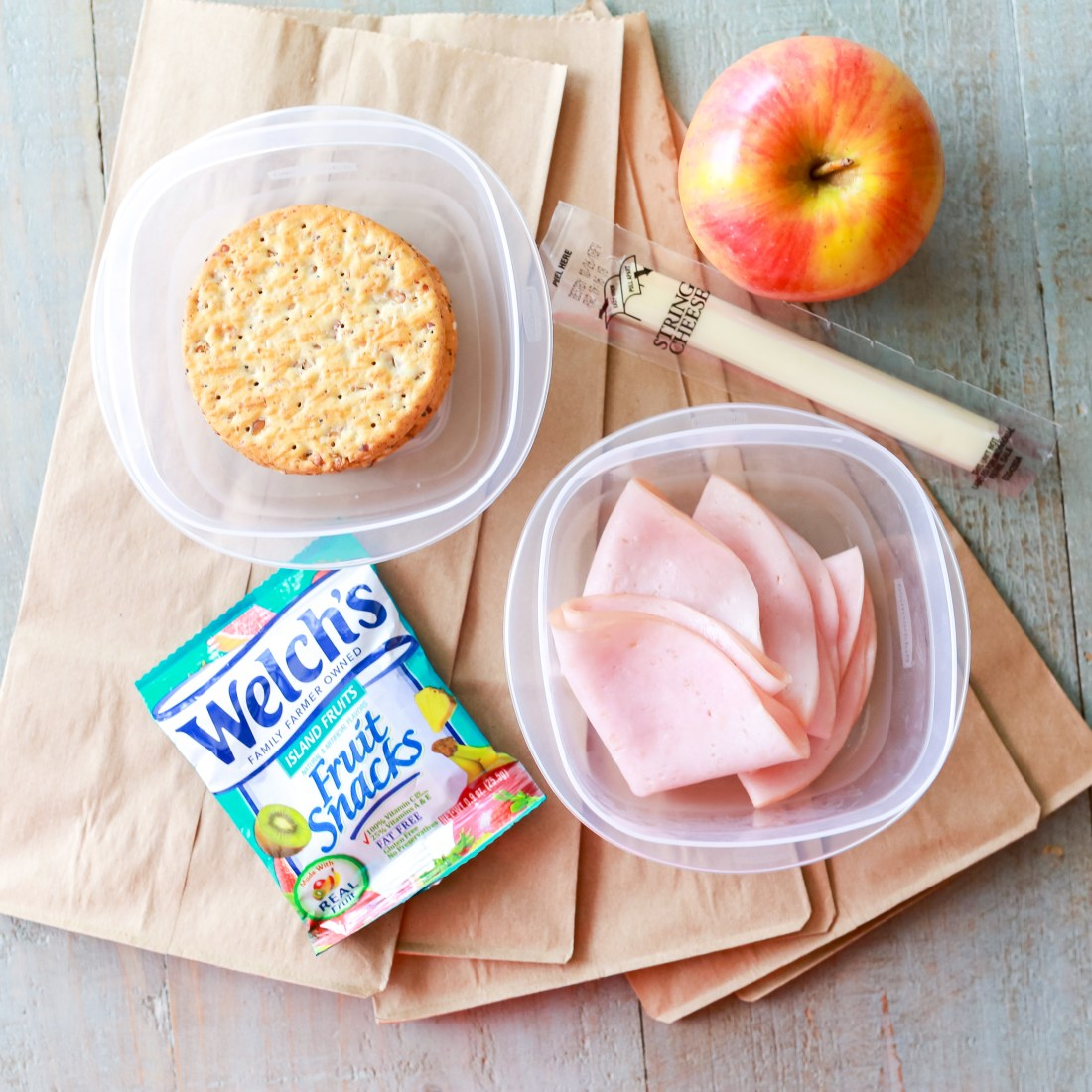Back to school Lunch Ideas besides sandwiches