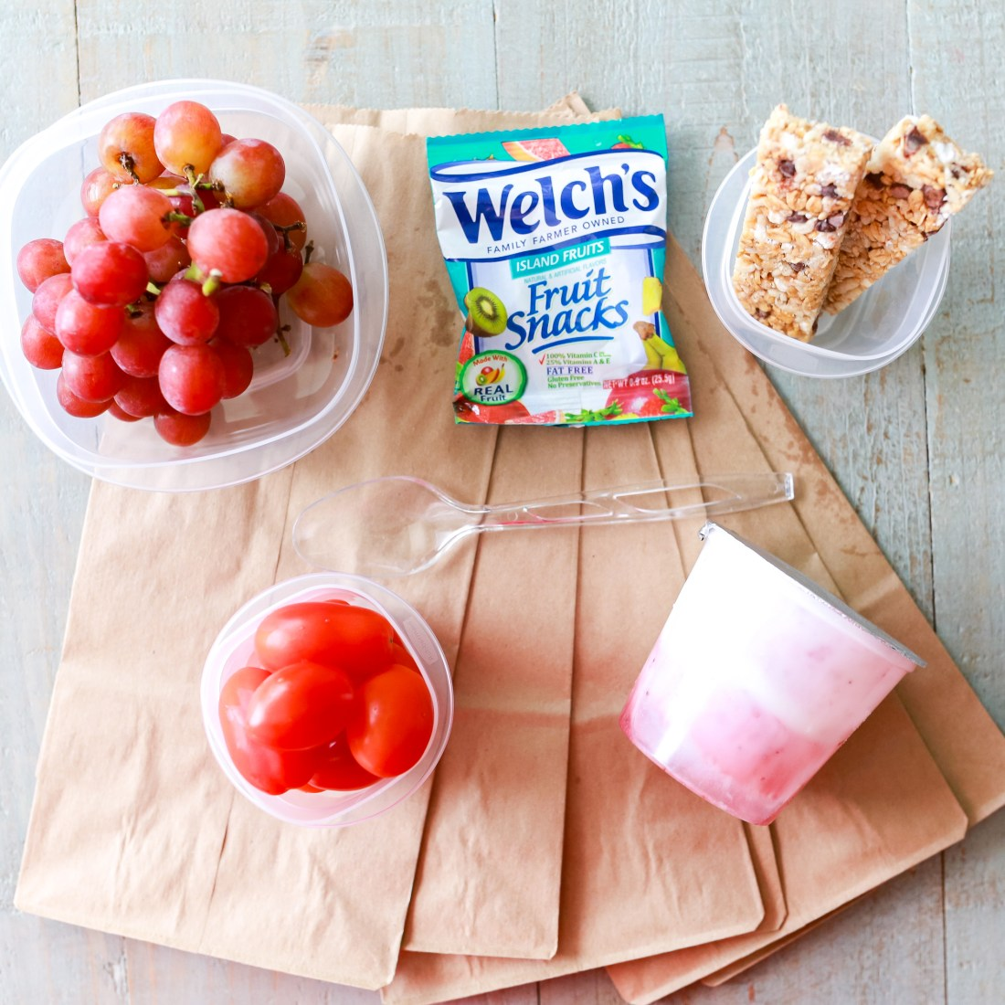 Out of the box school lunch ideas