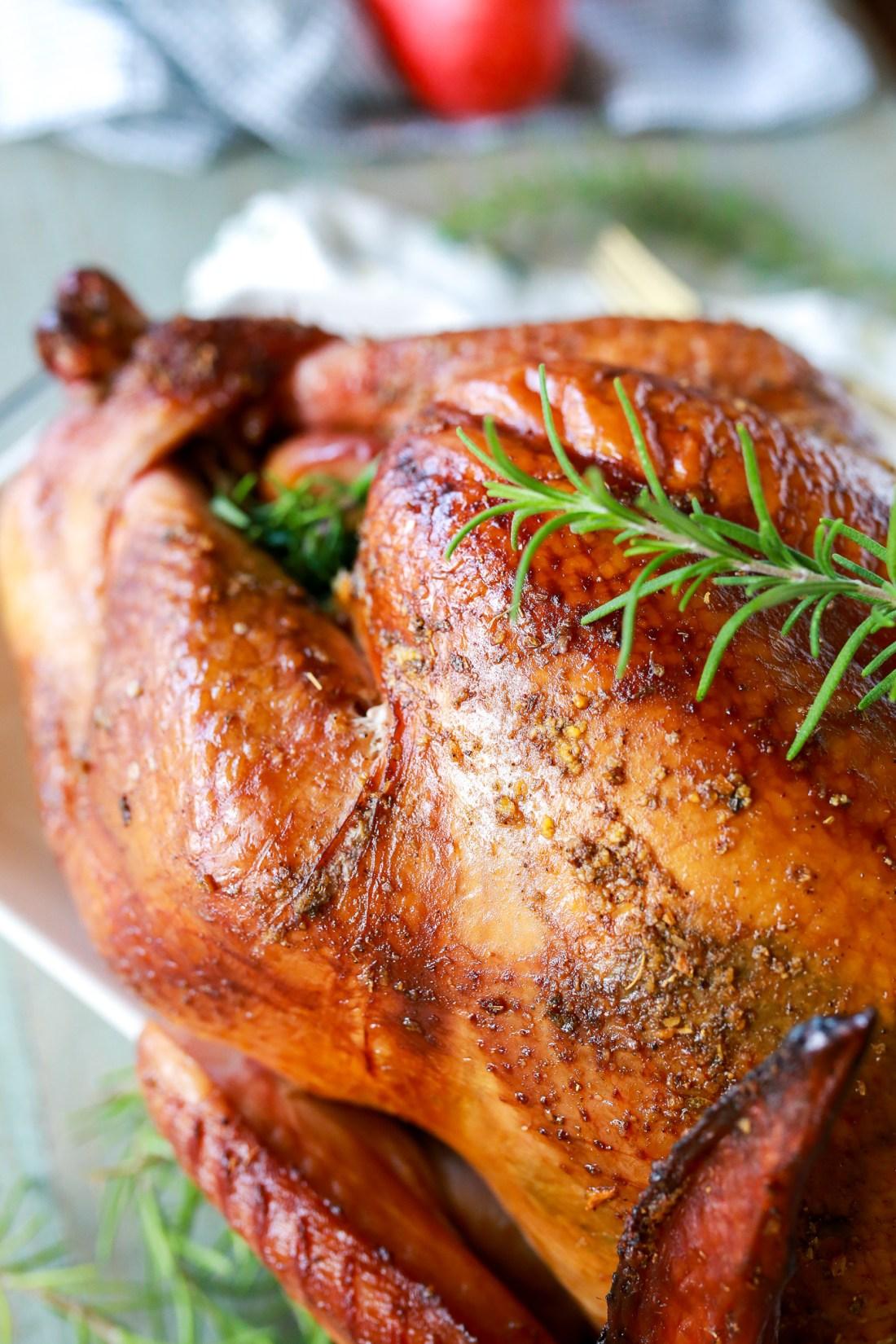Best turkey recipe ever!