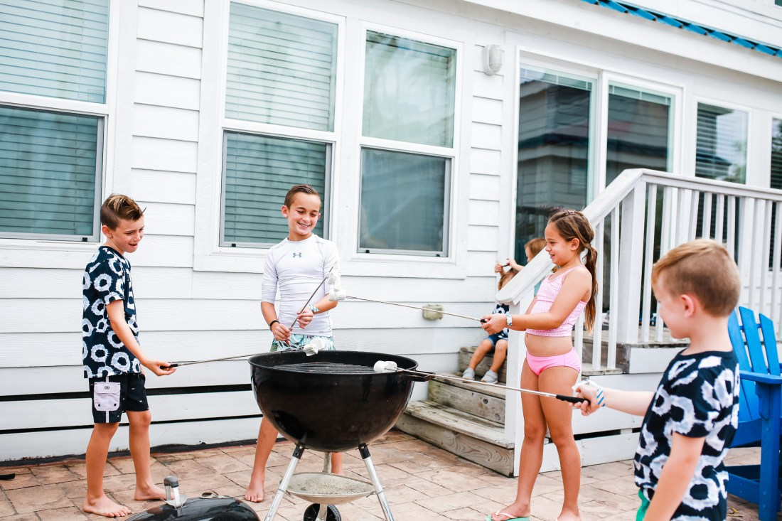 """The ultimate family-friendly gourmet camping experience, or shall we say """"glamping"""" in a deluxe cabin with Kampgrounds of America (KOA)."""