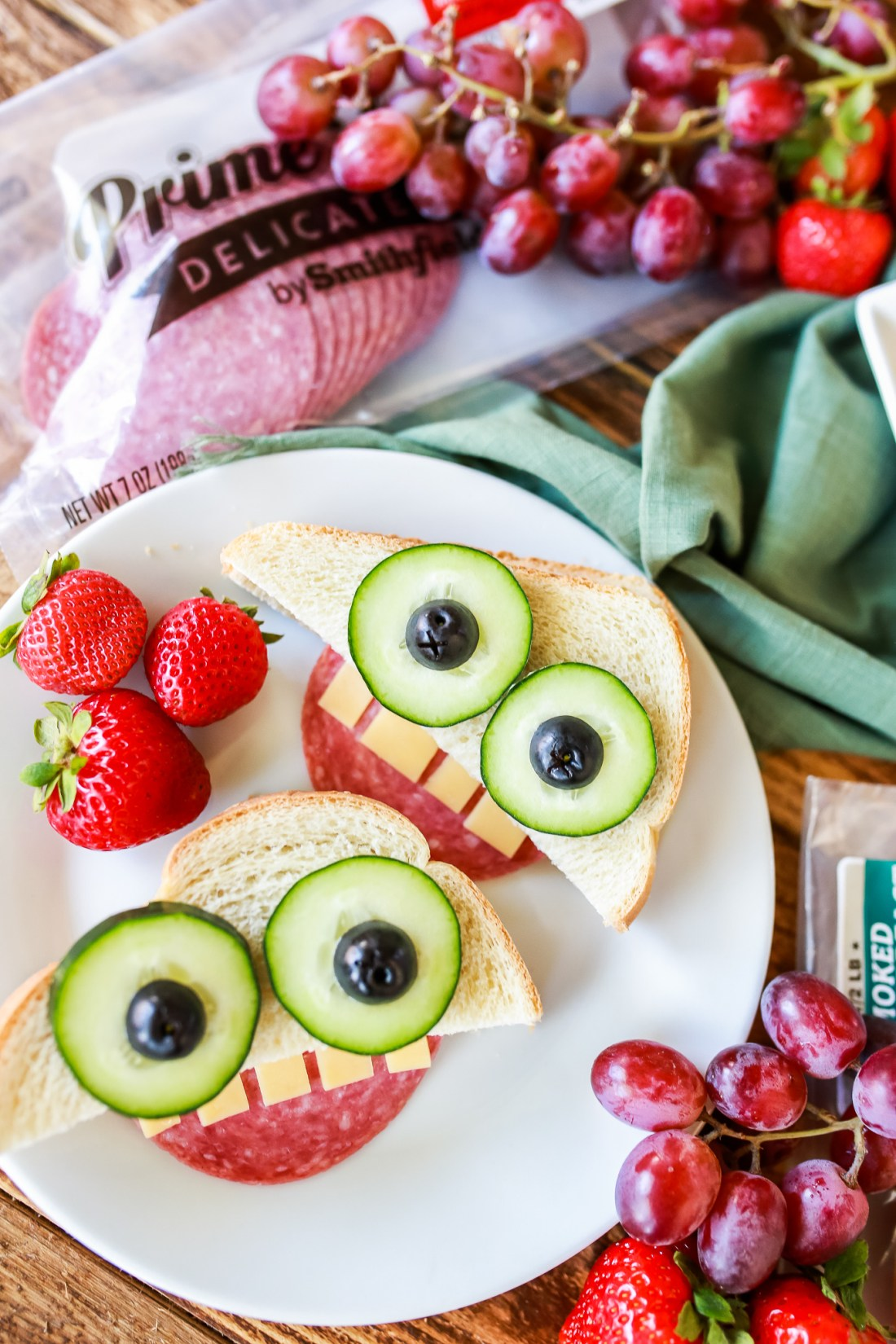 Fun sandwich options for your kids packed lunch