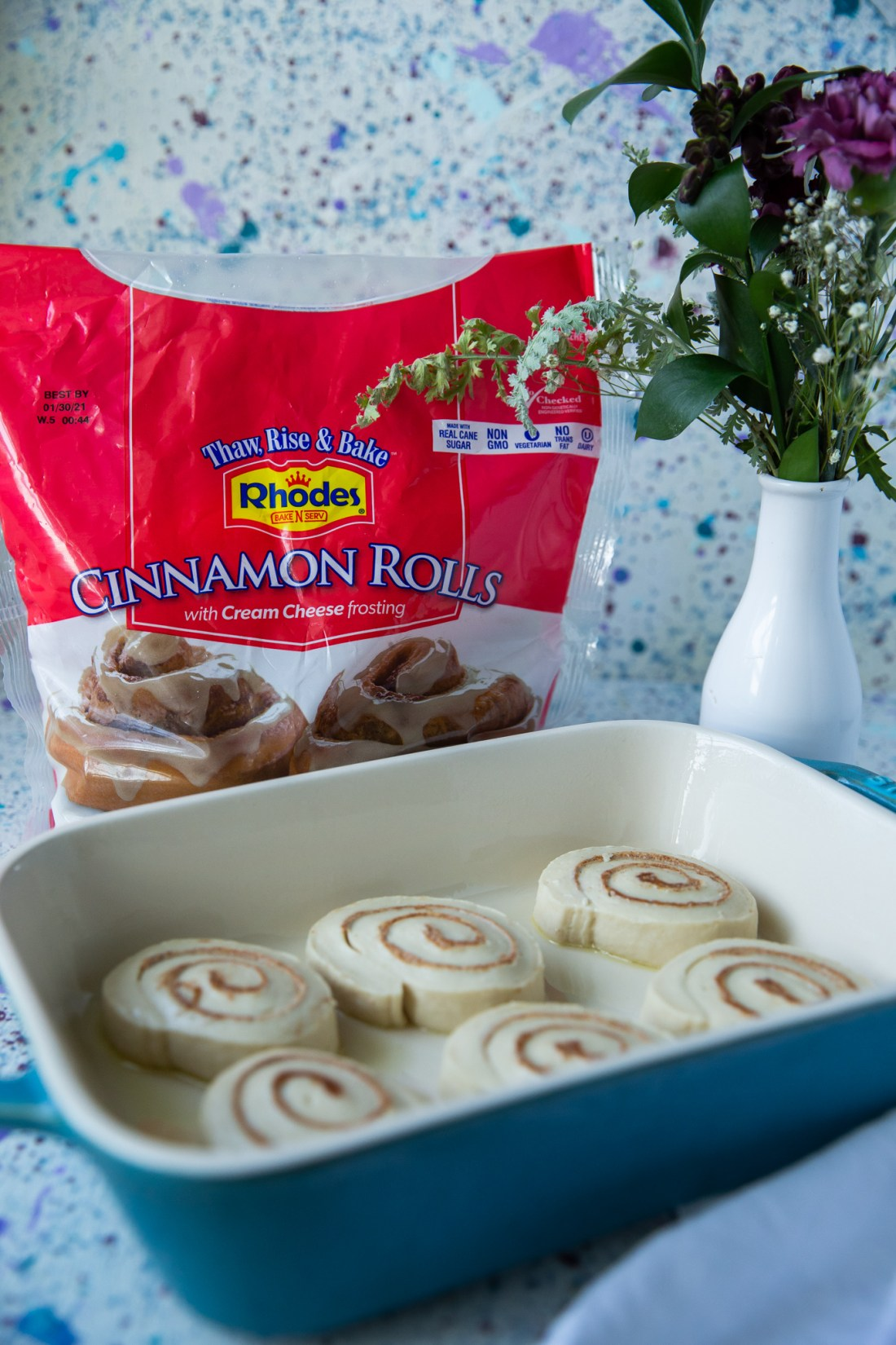 The most incredible store bought cinnamon rolls ever
