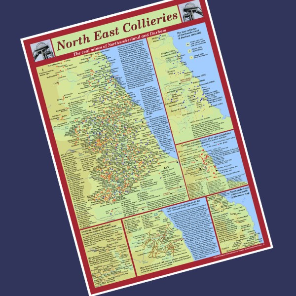 Collieries of North East England
