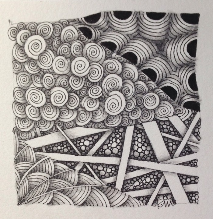 Zentangle 101 evening