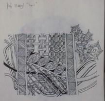 Tangle-Saxon Rune Haegl