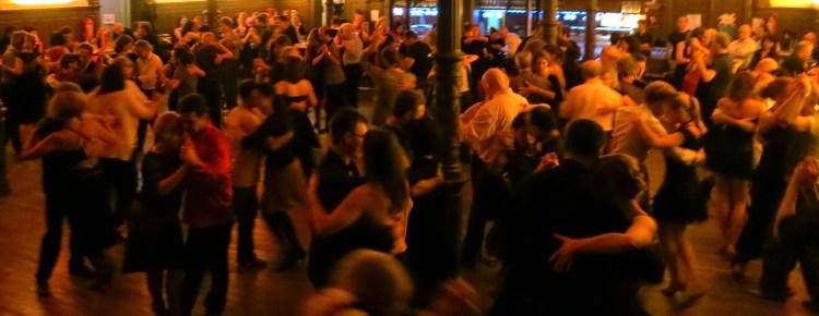 Tango Tanzen und Tango Kurse bei Tango Lugo im Schlachthof, München