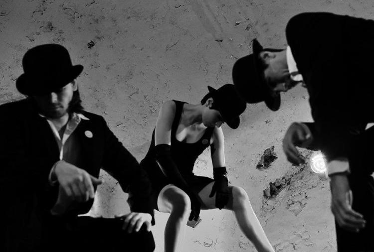 """tangomuenchen- Michaela als Tänzerin im Film """"Nice Suicide"""""""
