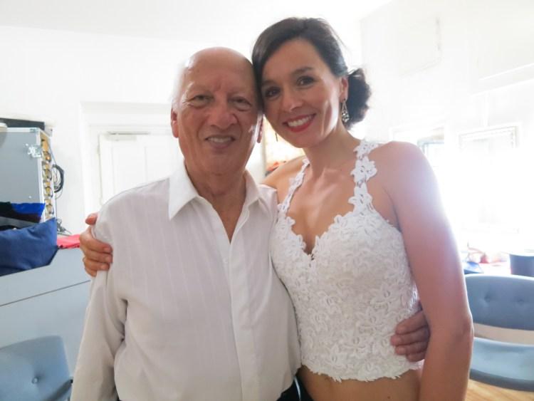 Musik und Gesang - mit Tangolegende Roberto Siri