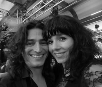 tango münchen- fabian und michaela als gastgeber auf der milonga im schlachthof