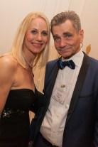Pia David und Peter Goebner