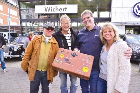 Wichert Classic Oldtimer Rallye