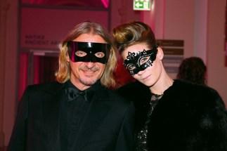 Frank Otto und Cate Martin