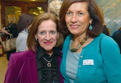 Birgit Saatrübe-Möllers und Vera Schley