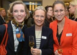 Frauke von Reitzenstein, Sabine Menges-Rosowski und Melanie Schütze