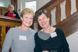Claudia Terveer und Marlies Diedrich