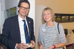 Adrian Köster und Margot Naebert