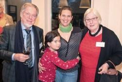 Henning von Reden, Noelle und Nina Berger und Anke von Reden