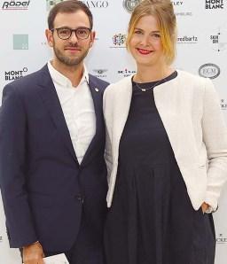 Giovanni Sanna & Katrin Wecker