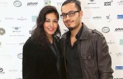 Liana und Rahim Salmassi