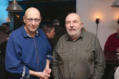 Jens Fischer und Lars Wind
