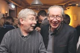 Dr. Wolfgang Goerigk und Christian Imme