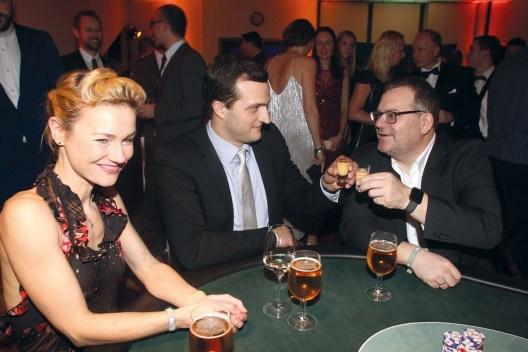 Ahoi 2018_Promi Pokern, Rhea Harder, Markus Deibler und Elton