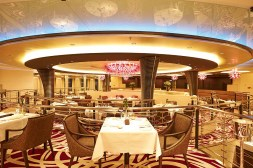 Hapag-Lloyd Kreuzfahrten, MS EUROPA 2, Restaurant Weltmeere