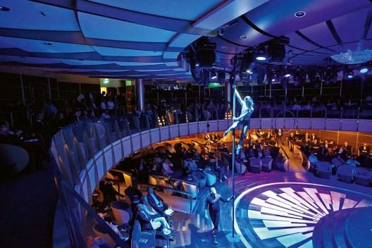 Hapag-Lloyd Kreuzfahrten, MS EUROPA 2, Theater (Theatre)