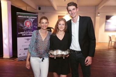 carclassics_Birte Ballauf, Fiona Siegel, Robert Schwiering (2. Platz)