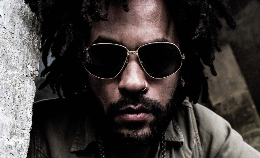 Lenny Kravitz Portrait