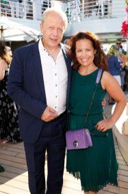 Tom Buhrow und Daniela Boff