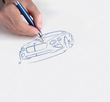 Graf von Faber-Castell for Bentley