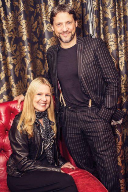 Carola und Patrick Bach