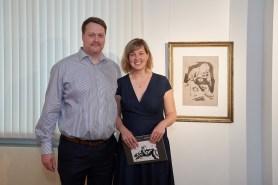 Peter und Kriistina Thiel
