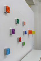 Reiner Seliger, Installationsansicht Galerie Borchardt Reiner Seliger // alles in allem · bis 28. Februar 2020