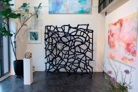 Galerie Hafenliebe – Werke v. Schelchen u. Bergmeier