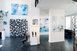 Galerie Hafenliebe – Werke v. Schelchen, Bergm., Weber