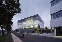 Hochschule Rhein-Waal, Fertigstellung: 2012, Architekt: nps tchoban voss Foto: Hans Juergen Landes Fotografie